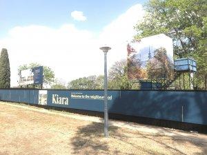Viewing Platform for Amalgamated Property